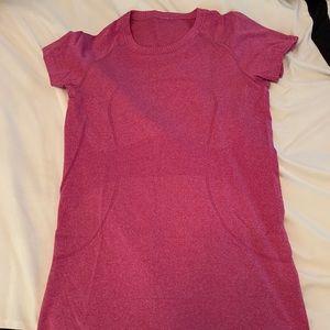 Lululemon short sleeved swiftly